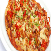 Hot Chicken Pizza (Friday BOGOF)