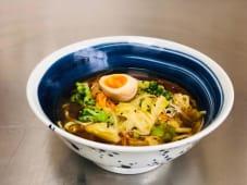 Shoyu Yasai   醤油野菜ラーメン