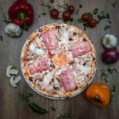 Pizza Napoli Deluxe