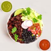 Burrito Bowl Carne Picada