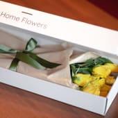 Cutie HomeFlowers 11 trandafiri galbeni