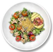 Ensalda De Quinoa Y Aguacate Al Grill