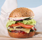 "Бургер ""New York"" (400г)"