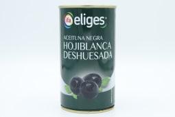 Aceitunas Negras Eliges Sin Hueso 150 Gramos.