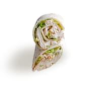 Wrap Cesar salad