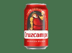 Cruzcampo (330 ml.)
