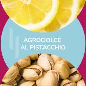 Barattolino ''Agrodolce al pistacchio'' 500gr