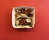 Tacos Tonno Royal (2 pezzi)