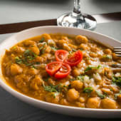 Garbanzos (chana masala)