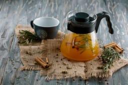 Maha Mandarine Tea