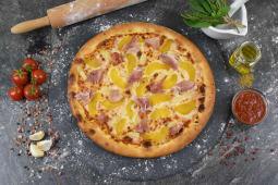 Pizza hawaii (60/40cm)