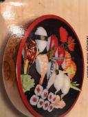 Tokujio Sushi (20 Pzs.)