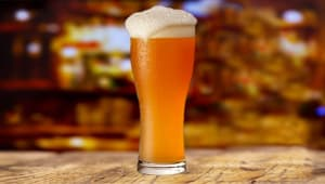 Пиво Paulaner hefe-weisbier (1л)