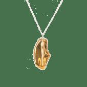 Collana Foglia - oro