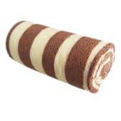 Minirulada cu crema cacao