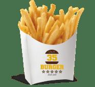 Batatas fritas grande