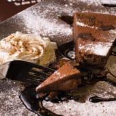 Panna Cotta De Chocolate