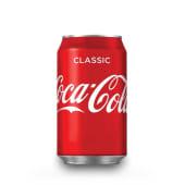Coca Cola lata und