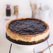 Tarta Cheesecake arándanos (porción)