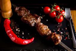 Вирізка з яловичини на рожні (200г)