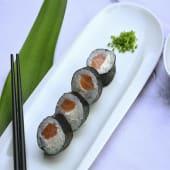 Maki salmón y queso Philadelphia x5