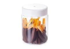 Апельсинові цукати в чорному шоколаді
