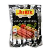 Juris salchichas super hot tipo 1 (355 g.)