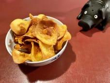 Batata Doce Frita às Rodelas