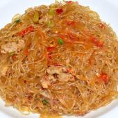 046. Spaghetti di Soia con Maiale Piccante