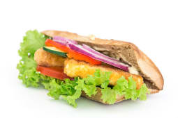 Vege feta sendvič