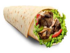 Фахито буррито говядина и грибы