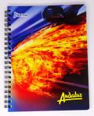Cuaderno Espiral A4 060Hjs Cuadros Economico Andaluz