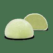 Mochi de té verde vegano
