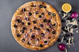 Pizza al Tonno de post Ø 30cm