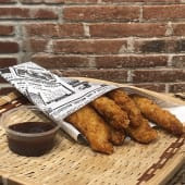 Fingers de pollo con panko (6 uds.) + salsa a elegir