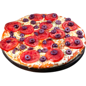 Pizza napolitana (grande)
