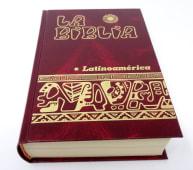 Biblia Latinoamericana Pequena Pasta Dura