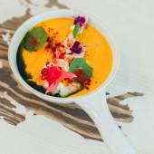 Помаранчевий крем-суп (300г)
