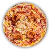 Pizza Dolç i Bacó amb Provolone (petita)