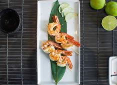 Shrips Yakitori
