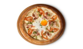 Піца Карбонара (32см)
