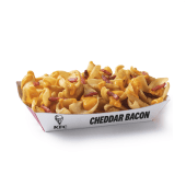 Kentucky Fries Cheddar Bacon