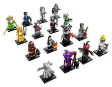 Minifigures Lego Serie 14 Monsters 71