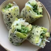 Avocado Spring Rolls (220г)