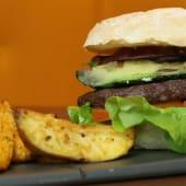 Burger Stellar 100% Vegana