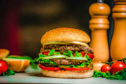 Гамбургер подвійний