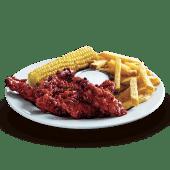 Sauco chicken crispers
