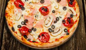 Pizza Capriciosa 23cm