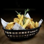 Patatas fritas individuales