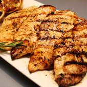 Pollo a la parrilla (25% de descuento)